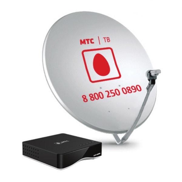 Спутниковый терминал МТС ТВ