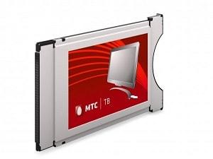 Модуль МТС ТВ условного доступа
