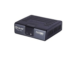 Цифровая приставка Т2 D-color DC911HD-min