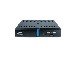 Цифровая приставка DVB-T2 D-color DC902HD-min