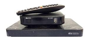 комплект на телевизора триколор